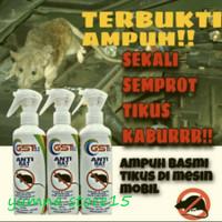 anti rat pengusir tikus paling ampuh di kap mesin mobil GST52 ANTI RAT