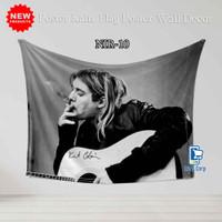 Poster Kain - Poster Band - Flag Poster Band Nirvana 2