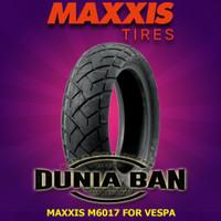 BAN VESPA LX / S125 MAXXIS M6017 UK 120/70-10 TUBELESS IMPORT