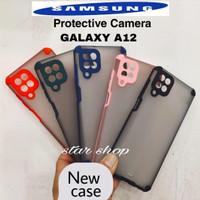 Case Samsung Galaxy A12 Protective Camera