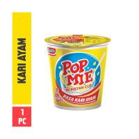Pop Mie Rasa Kari Ayam 75 gr / Pop Mi