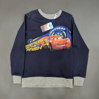 Disney Original Cars Sweater Kaos Baju Anak Laki Laki 15110241 - 4