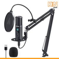 Maono AU-PM422 USB Condenser Microphone Recording Podcast ZOOM ASMR
