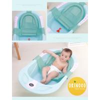 Baby bath Matras Jaring OR-111A alas Duduk Bak Mandi Bayi Anti Slip