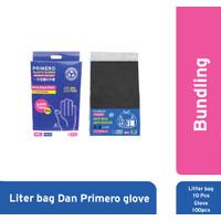 Primero Litter bag and Primero hand glove