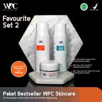 Paket Hemat Skincare - WPC Favourite Set 2