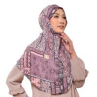 Jilbab Instan Elzatta Sabelya Rayon Yura