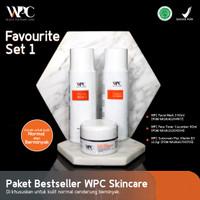 Paket Skincare Pemula -WPC Favourite Set 1