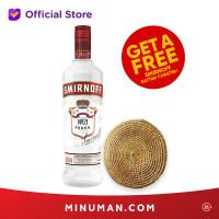 Smirnoff Vodka Red 750ml