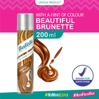 Batiste With a Hint of Colour Beautiful Brunette Dry Shampoo 200ml
