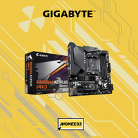 Gigabyte B550M AORUS PRO AMD Motherboard [MATX  AM4] Garansi NJT