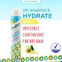 Batiste Benefit Dry Shampoo & Hydrate 200ml