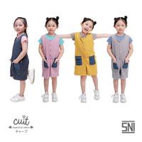 CUIT Toddler Take Series Riko Overall Anak 1-5 Tahun