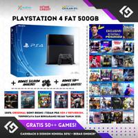 PS4 FAT 500GB Ori dan Bergaransi/Playstation/PS 4 not Slim/Pro