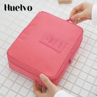 Tas Organizer Kosmetik Perlengkapan Mandi Tas Toiletries Travel Bag 1