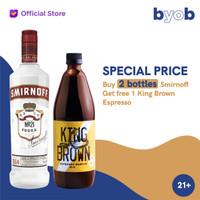 Smirnoff Vodka - 750ml