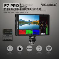 "Monitor Feelworld F7 PRO 7"" 4K 3D LUT HDMI"