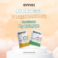 [BUNDLING] OMO! Cupra Sheet Mask - 2 Week Package (7 pcs)