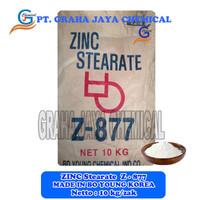 Zinc Stearate Z 877 Korea- Bo young @ 500 gram (Repack)
