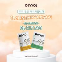 [BUNDLING] OMO! Cupra Sheet Mask - 4 Weeks Package (15 pcs)