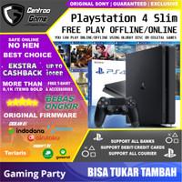 PLAYSTATION 4 SLIM 1 TB ORIGINAL FIRMWARE TERBARU PS4 1000GB