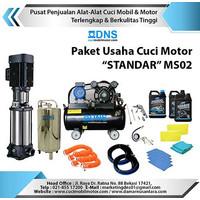 Paket Usaha Cuci Mobil Standar dengan Mesin High Pressure 2-15