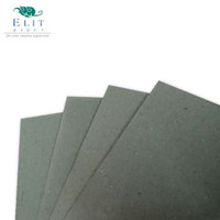 Kertas Board 30 1.350 GSM Grey 1 pack (30 Lembar) - 66cm x 77cm