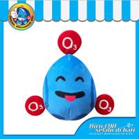 Gantungan Kunci Mr. Otri Enjoy - Biru Ori