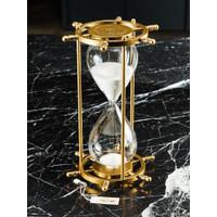 Jam Pasir Model 2 - Gold