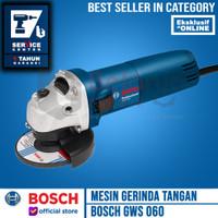 Bosch Mesin Gerinda Tangan 4 In GWS 060 FREE 1 BATU GURINDA GWS060 4