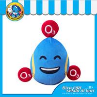 Gantungan Kunci Mr. Otri Little Laugh - Biru Ori