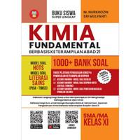 BUKU KIMIA FUNDAMENTAL SMA/MA KELAS XI