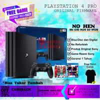 PS4 PRO 1TB GARANSI 1 TAHUN