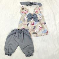 Baju setelan babygirl lucu fashion anak bayi cewek perempuan