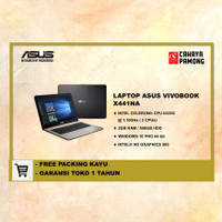 Asus VivoBook X441NA Intel Celeron N3350 Ram 2 GB/500 GB HDD