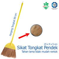 Sapu mini Coco Broom Serabut Kelapa Cleanmatic Gunung Sewu 180127