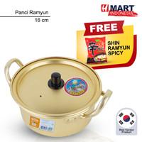 Panci Ramyun Korea / Panci Pot Ramyun Asli Korea