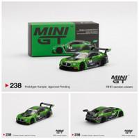 Mini GT Bentley Continental GT3 #7 M Sport 2020 Liqui Moly Bathrust