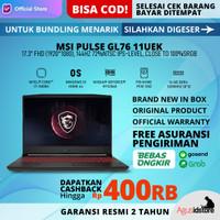 MSI Pulse GL76 11UEK Core i7-11800H 16GB 1TB SSD RTX 3060 17.3 144 Hz