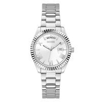 Jam Tangan Wanita Guess Watch Silver LUNA - GW0308L1