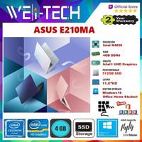 "ASUS E210MAO INTEL N4020 4GB 512GB SSD INTEL UHD 11.6"" WIN10 OHS"