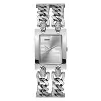 Jam Tangan Wanita Guess Watch Silver MOD G - GW0294L1