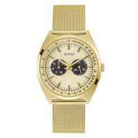 Jam Tangan Pria Guess Watch Gold BLAZER - GW0336G2