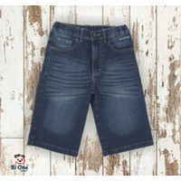 Bione Celana denim pendek Washing Blue 921023