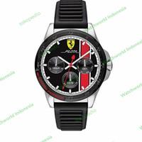 Ferrari Pilota Black Red 0830661