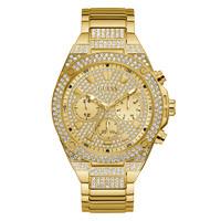 Jam Tangan Pria Guess Watch Gold PEGASUS - GW0059G2