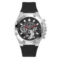 Jam Tangan Pria Guess Watch Black THIRD GEAR - GW0334G1