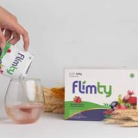 Flimty Fiber | Detox | Antidioksidan - 1 Sachet