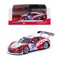 Tarmac Works Porsche 911 GT3 R Nurburgring 24hr 2017 Motul 1/64
