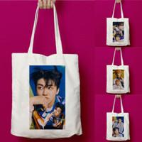 Totebag Tote Bag Kpop NCT Dream Kpop Jeno Jaemin Mark Lee Renjun